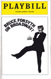 Bruce Forsyth on Broadway